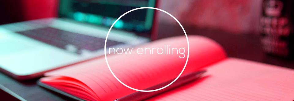 now-enrolling